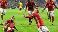 Bayern Munich 5-1 Arsenal: 'Pháo thủ' bị vùi dập thê thảm, thua 5 bàn là còn may!