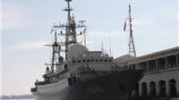 Tàu do thám Nga bị bắt quả tang 'lảng vảng' gần căn cứ tàu ngầm Mỹ