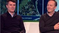 Roy Keane mỉa mai: 'Khi Kieran Gibbs mang băng đội trưởng, rõ ràng Arsenal đang gặp vấn đề cực lớn'