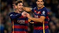 NGOẠN MỤC: Pha phối hợp đá 11m còn đẹp hơn của Suarez và Messi