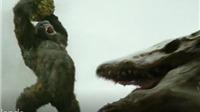 'Kong: Skull Island': Hé lộ thêm clip quái vật đại chiến vô cùng khốc liệt