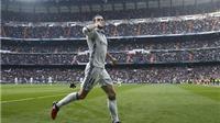 Real Madrid 2-0 Espanyol: Gareth Bale vừa trở lại đã ghi bàn. Real bỏ xa Barca 4 điểm