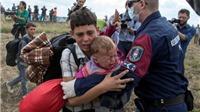 Hàng trăm nghìn người Tây Ban Nha xuống đường đòi chính phủ đón người tị nạn