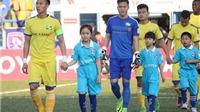 Đổi đội trưởng, SLNA vẫn bại trận trước Than Quảng Ninh