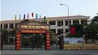 Hôm nay, cách chức Hiệu trưởng và Hiệu phó Trường tiểu học Nam Trung Yên