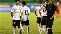 Trọng tài Trọng Thư mong VFF giảm án cho Quang Thanh, Minh Nhựt