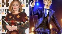 Brit 2017: David Bowie được tôn vinh, Adele trắng tay trên sân nhà