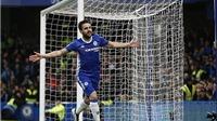 Chelsea 3–1 Swansea: Fabregas tỏa sáng, Chelsea trở lại mạch thắng