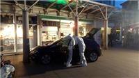 Kẻ tấn công bằng xe tại Đức mang theo dao, 1 nạn nhân đã chết