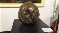 Giải Nhất điêu khắc TP.HCM 'bị nghi đạo ý tưởng' tiếp tục triển lãm