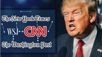 Ông Trump 'tấn công' clip quảng cáo của New York Times trước Oscar