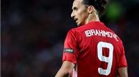 Ibrahimovic: 'Tôi làm được điều mà CLB khác phải mất 10 năm'