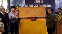 Nhà văn Nguyễn Quang Thiều 'tuyên chiến' với nạn chảy máu sắc phong