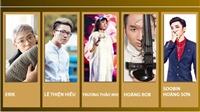 Hạng mục Nghệ sĩ mới của năm, Giải Âm nhạc Cồng hiến lần 12-2017: Những gương mặt đã chinh phục công chúng và giới chuyên môn