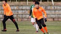 Xuân Trường chấn thương, HLV Gangwon FC như 'chết lặng'