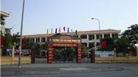 Sau vụ Hiệu trưởng trường Nam Trung Yên, quận Cầu Giấy cấm trông xe trong trường học