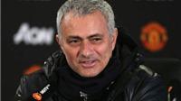 Mourinho: 'Làm gì có chuyện Rooney đến Everton'
