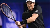 Andy Murray gây sốt với loạt tie-break và pha cứu match-point không tưởng