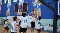 NBA đầu tư cho tương lai bóng rổ Việt Nam