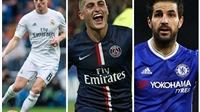 Kroos, Verratti và 7 ứng viên có thể thay thế vị trí của Michael Carrick