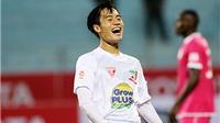 HLV Quốc Tuấn thừa nhận cầu thủ chơi kém nhưng vẫn than HAGL thua oan