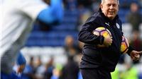 NÓNG: ĐKVĐ Leicester City chính thức có HLV mới