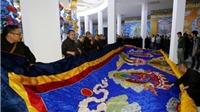 Trao kỷ lục Việt Nam cho bức tranh Phật lớn nhất
