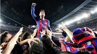 Barca ngược dòng vĩ đại trước PSG: Cần cảm ơn may mắn, Di Maria và... trọng tài