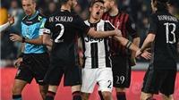 Hàng loạt đội bóng tố cáo Juventus được trọng tài chống lưng