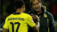 Klopp nhắm 6 cầu thủ cho mùa giải mới. Gerrard 'xui' Liverpool mua Aubameyang