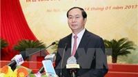 Chủ tịch nước Trần Đại Quang yêu cầu làm rõ vụ dâm ô trẻ em ở Bà Rịa - Vũng Tàu