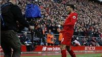 Liverpool 2-1 Burnley: Các siêu sao tịt ngòi, đội quân của Klopp 'toát mồ hôi' giành 3 điểm