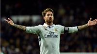 Real Madrid 2-1 Betis: Ramos lại sắm vai người hùng, Real lấy lại ngôi đầu từ Barca