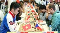 Anh em ruột 'làm mưa làm gió' ở Giải cờ vua quốc tế HDBank 2017