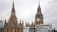 Quốc hội Anh chính thức thông qua dự luật Brexit