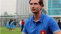 U20 Việt Nam được 'viện trợ' chuyên gia y tế người Đức trước World Cup