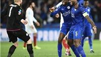 Premier League chỉ còn Leicester bơ vơ 'giữa bầy sói' ở Champions League