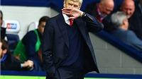 Arsenal lại thua: Đến lúc phải đi rồi, ông Wenger
