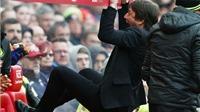 Màn ăn mừng đầy đam mê của Antonio Conte gây sốt