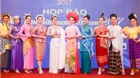 Dàn Hoa hậu ASEAN sẽ quảng bá xứ 'Hoa vàng cỏ xanh'