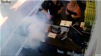 IPhone 6 Plus phát nổ, bốc khói nghi ngút ngay trên tay người dùng