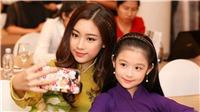 Hoa hậu Việt Nam Đỗ Mỹ Linh quảng bá hình ảnh Festival Đờn ca tài tử