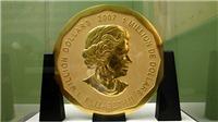 Hy hữu: Đồng tiền vàng 100 kg tại bảo tàng Đức 'không cánh mà bay'