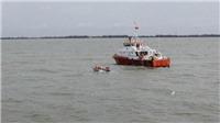 Đang tìm kiếm 9 thuyền viên tàu Hải Thành 26-BLC mất tích trên biển