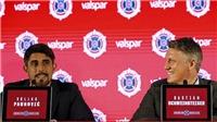 Vì sao Schweinsteiger không nói lời tạm biệt với đồng đội ở Man United?