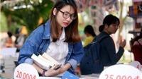 40.000 tựa sách được trưng bày trong Ngày sách Việt Nam tại Hà Nội
