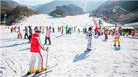 Người Hà Nội sắp được trượt tuyết kiểu Hàn ở phố đi bộ