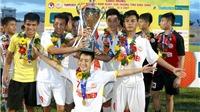 Đánh bại U19 PVF, U19 Hà Nội lần thứ 4 vô địch U19 QG