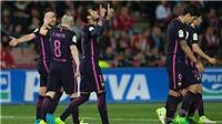 CẬP NHẬT tin sáng 3/4: Barca bám đuổi quyết liệt Real. Juve hòa vất vả với Napoli. Federer hạ Nadal