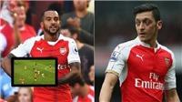 3 ngôi sao Arsenal bị Gary Neville mắng té tát sau trận hòa Man City